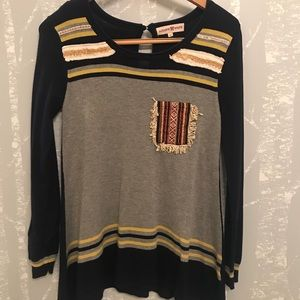 Spunky Altar'd State Sweater!